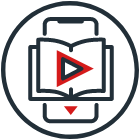 eMedia quick link icon