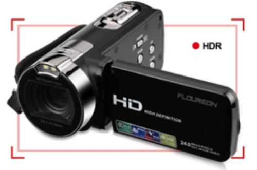 Full HD Portable Camcorder